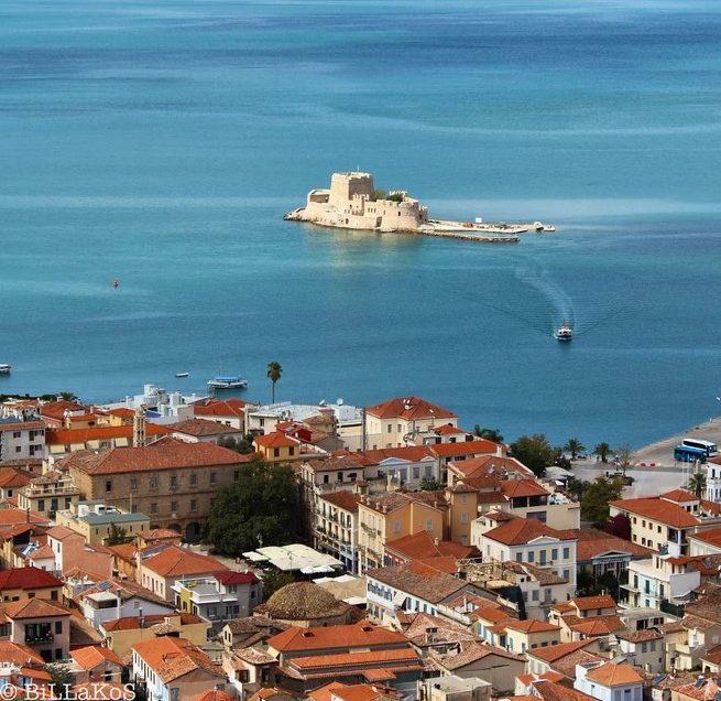 Ναύπλιο: Μετρώντας τα σκαλοπάτια του Παλαμηδίου