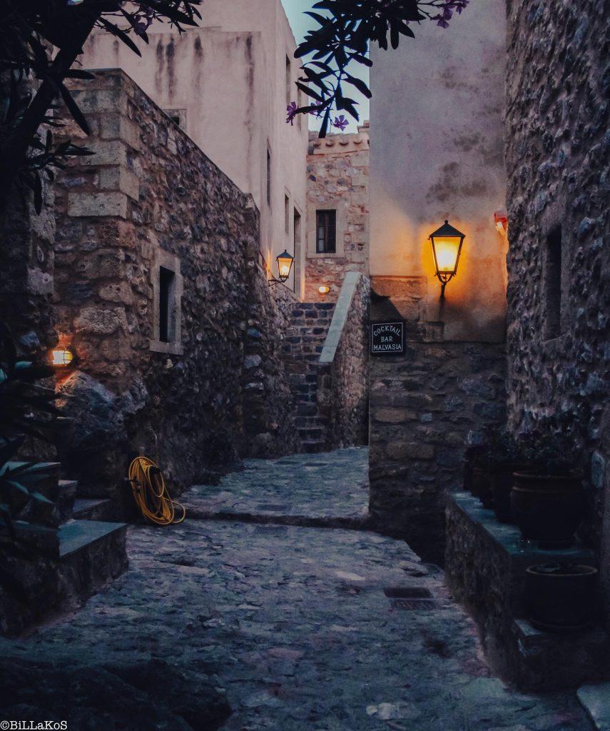 Η νύχτα πεφτει στο Κάστρο 1