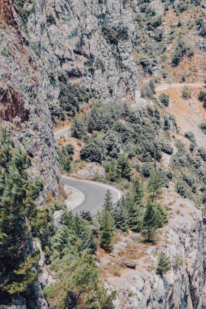 Ο δρόμος απο Σπάρτη