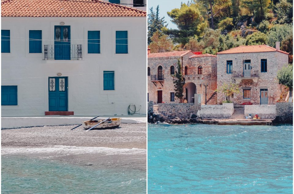 Κυπαρίσσι Λακωνίας:Ένας κρυμμένος vintage παράδεισος.